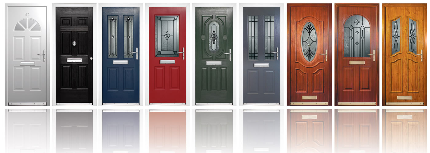 Doors to adore... <br><strong>we've got just the one for you</strong>